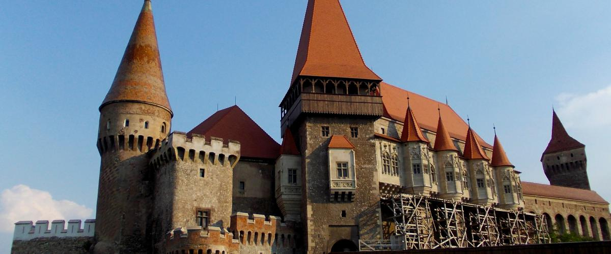 Castelul Corvineştilor